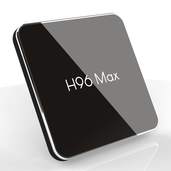 H96 MAX X2 Android 9.0 TV BOX Amlogic S905X2 4GB 32GB 2.4GHz 5GHz Dual Wifi Bluetooth 4K Set top Box