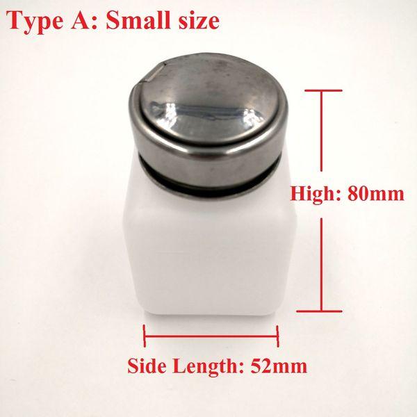 Tipo A (tamanho pequeno)