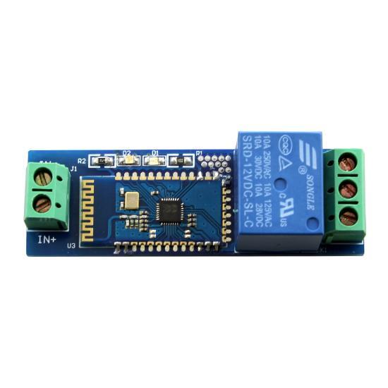Module avec Rele Interrupteur Bluetooth Contr/ôle /à Distance 12/V pour Arduino