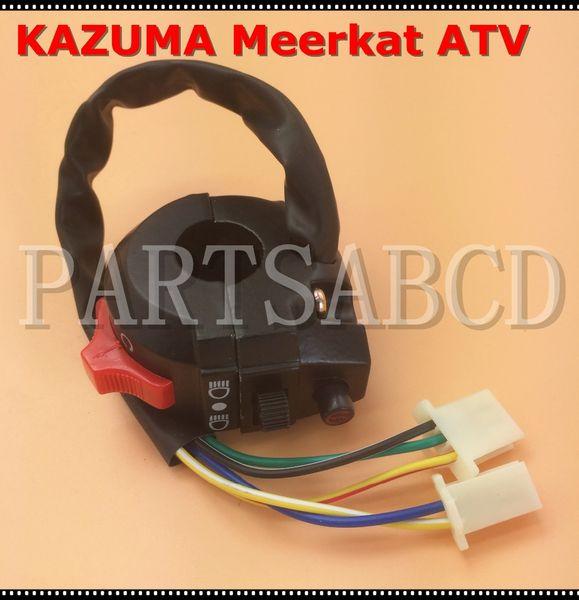 KAZUMA 50CC 110CC Meerkat ATV Quad Starting Function Switch Assy