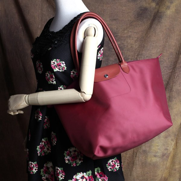 2018 известных брендов женщин сумки Сумка Мумия сумка водонепроницаемый нейлон+кожа пляжная сумка дизайнер складной тотализатор bolsa feminina D18101303