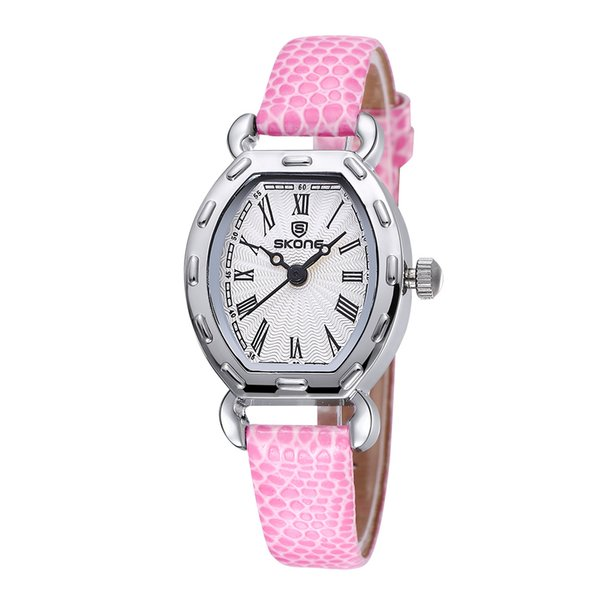 2018 Brand NEW Fashion luxury women watch Gold color stainless steel Quartz wristwatch Best gifts for Girls Japan Movement watches New Clock