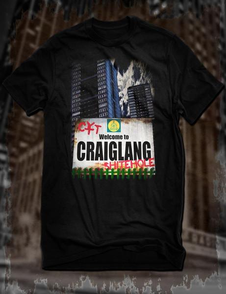 Still Game T-Shirt Craiglang Jack Jarvis Victor McDade CYT Tee Comedy Glasgow t-shirt cosplay di fegato e cosplay
