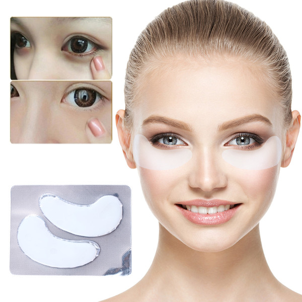 top popular Eye Mask Anti Aging Whitening Collagen Powder Gel Anti Dark Circles and Puffiness Wrinkle Deep Moisture Pads Mask 2021