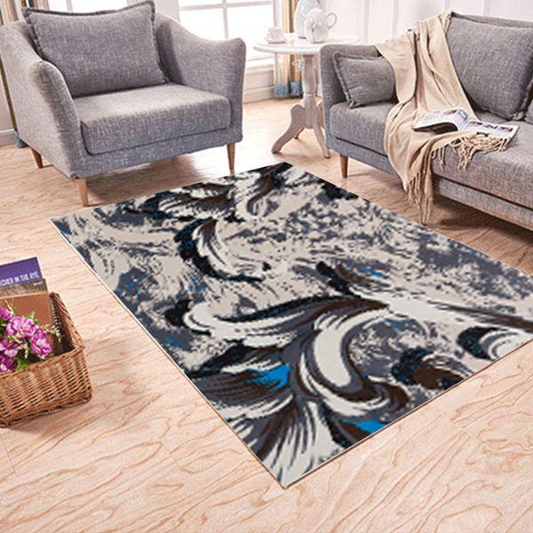 Großhandel 3D Druck Teppich Wohnzimmer Couchtisch Sofa Hause Zimmer  Schlafzimmer Nachttisch Voller Tatami Einfachen Modernen Teppich Von  Rongzechen01, ...