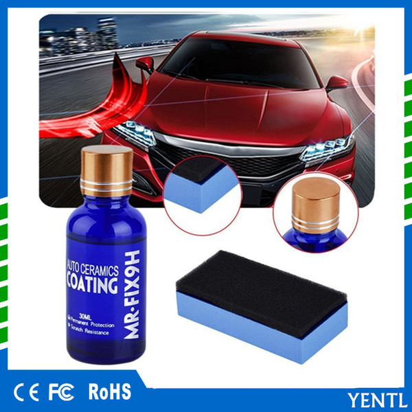 free shipping carecare Anti-scratch Car Liquid Ceramic Coat Auto Detailing Paint Care Car Liquid Glass Ceramic Coating Car Polish Detailing