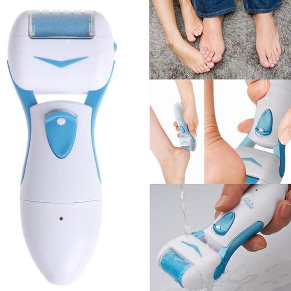 Afeitadora eléctrica para el pie Pedicura Herramienta de cuidado Pedicura para lima Eliminador de callos Piel de eliminación de la piel muerta