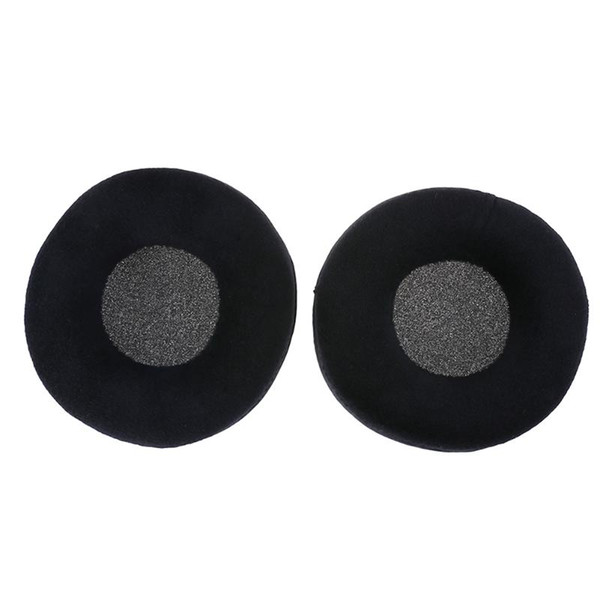 ortable Audio Video phone Accessories 1 Pair Velvet Material Headset Ear Pads Headphone Ear Cushions Protector Replacement Ear Pads For B...