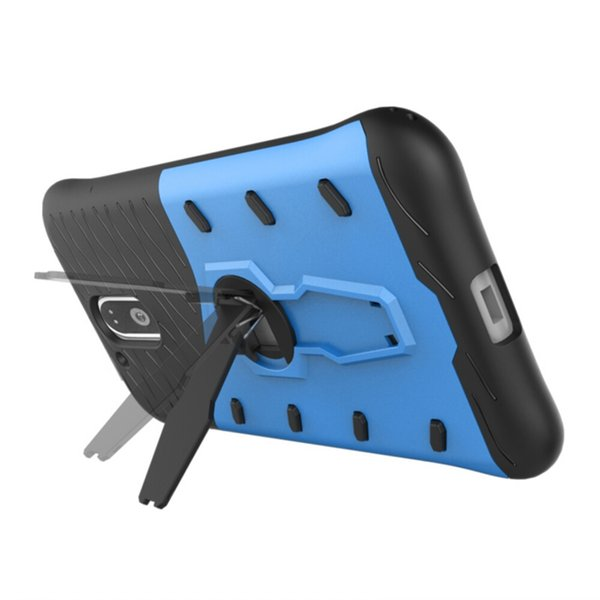 Sniper Hybrid Robot Armor ShockProof 360 Kickstand Back Soft mobile cell phone Case Cover for Moto G4 g4 plus