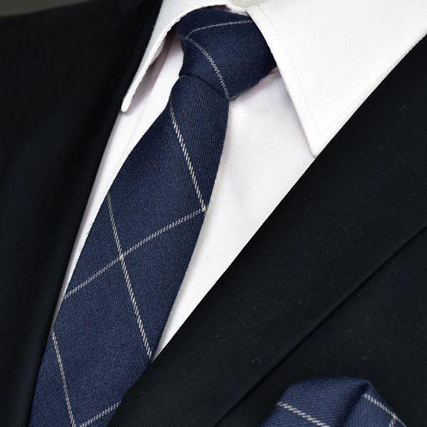 6CM Korean Herren Hochzeit Bräutigam Groomsmen Anzug Kleid Hemd Einstecktuch Handtuch Krawatte Anzug Hanky Krawatte Set