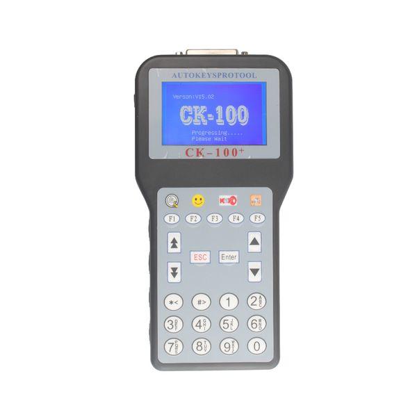 top popular 2018 Latest Generation of SBB Universal Auto Key Programmer CK100 With Multi-language transponder key programmer CK-100 V99.99 2019