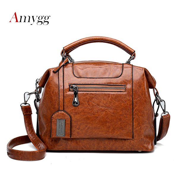 f6e9b77460d1 Women Handbags For 2018 Shoulder Bags Female High Quality PU Leather  Handbags Women Famous Brands Crossbody Bags Casual Tote Sac
