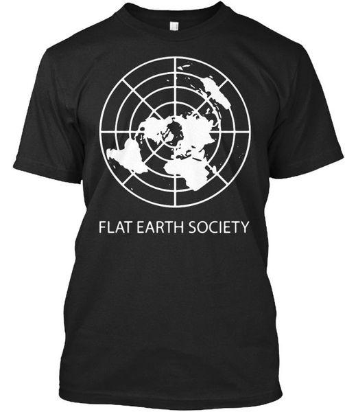 Sociedade lisa da terra da Fora-cremalheira - t-shirt unisex