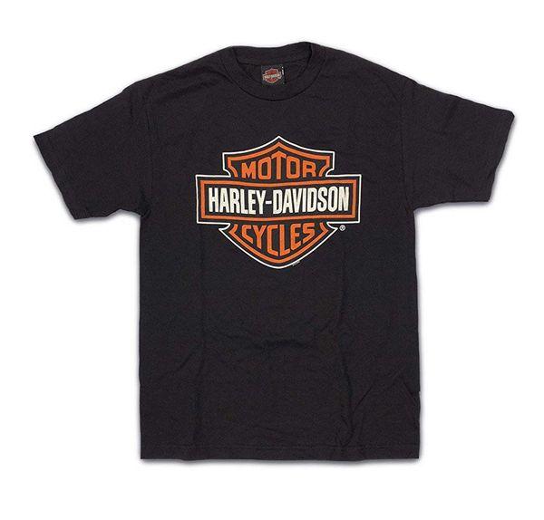 Autêntico Bar Shield T-Shirt dos homens, manga curta, preto 2018 de alta qualidade personalizado impresso tshirt hip hop engraçado tee mens camisetas
