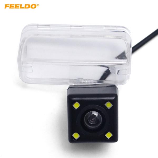 Feeldo speciale di retrovisione con la macchina fotografica LED Citroen C3 Picasso C4 Picasso che inverte sostegno macchina fotografica # 3055