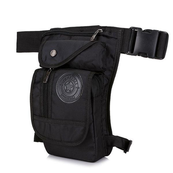 New versatile fashionable nylon leg bag for mountaineering outdoor travel convenient sport waist bag leg bag