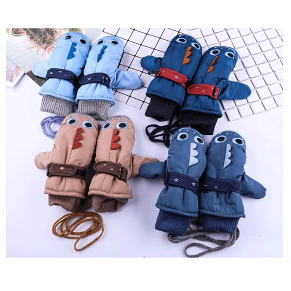Runature Winter Warm Mittens for Kids Winter Waterproof Gloves Children Toddlers Infant and Baby Mittens