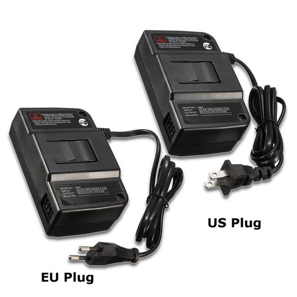 best selling US EU Plug Wall Charge AC power charger adapter for N64 power supply DHL FEDEX EMS FREE SHIPPING