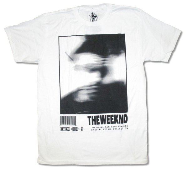 The Weeknd-Blurry Image XO Collection spéciale