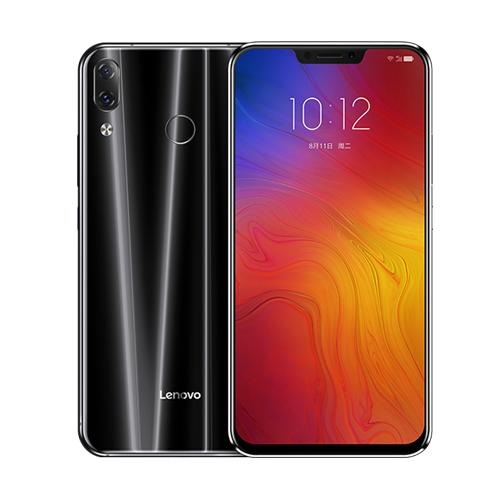 Original Lenovo Z5 4G LTE Mobile Phone 6GB RAM 64GB ROM Snapdragon 636 Octa Core 6.2inch Full Screen 16.0MP AI Fingerprint ID OTG Cell Phone