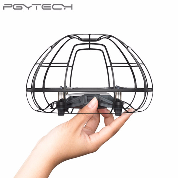 PGYTECH New Spherical Protective Cage Propellers Props Blade Guard for Tello Drone Light Full Protection Protector DR2624