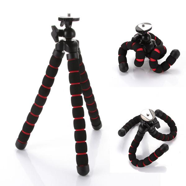 Dslr камеры штатив несущая до 5 кг Gorillapod тип монопод Гибкий штатив ноги мини штативы для цифровой камеры держатель