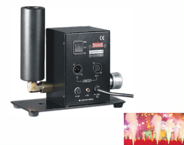 best selling Single Pipe Co2 Jet machine Dj Equpment Stage DJ Effect Machine for DJ Party Stage Effect LLFA