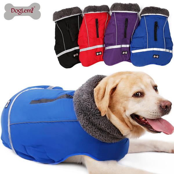 Spedizione gratuita! Abbigliamento da cane resistente all'acqua per cani di alta qualità