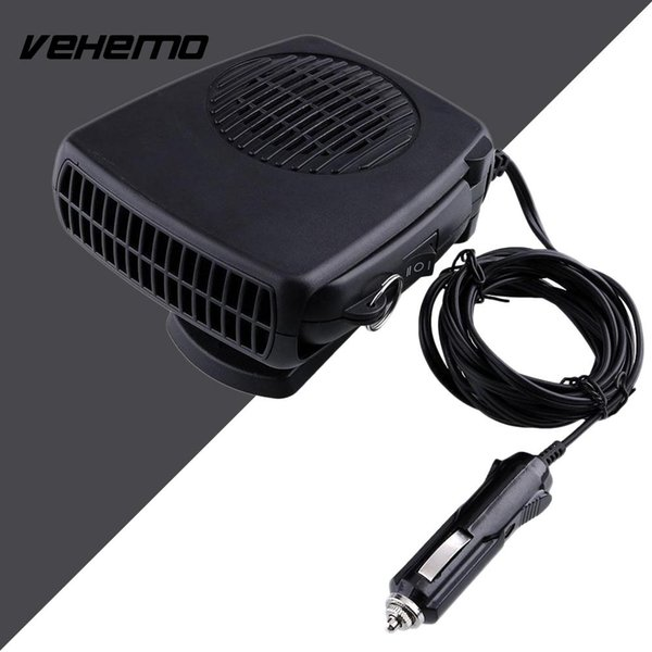 Portable Car Vehicle Cold Heating Fan Windshield Defroster Demister Heater