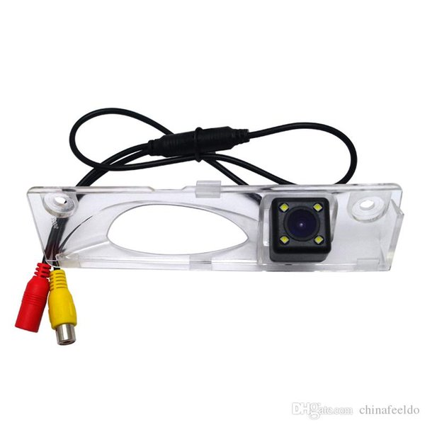 wholesale Special Car Rear View Camera With LED Light for Honda Odyssey 2008 Reverse Backup Camera #1646