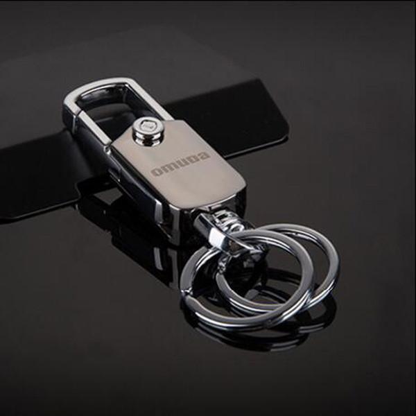 Portachiavi apribottiglie portatili multifunzionali della catena chiave di progettazione della catena chiave apri della bottiglia di modo Trasporto libero