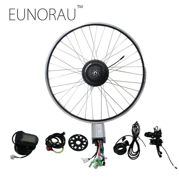 wholesale 36V500W rear wheel cassette hub motor 20'' 26'' 28'' Electric bicycle motor Conversion Kit