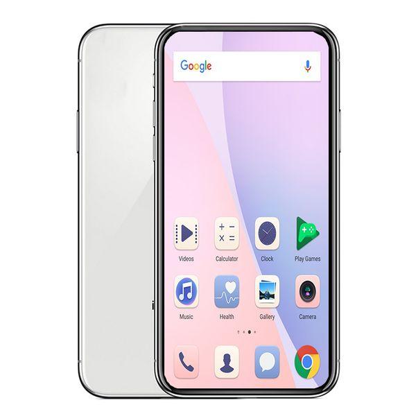 Unlocked Goophone X XS 5.8inch full screen 1GB RAM 8G ROM face id wireless charging GPS GSM WCDMA smartphone 800MP camera