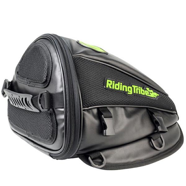 Motorcycle Moto Tank Bag Synthetic Leather Helmet Tool Bag Handbag Waterproof Motorbike Riding Oil Fuel Tank Luggage