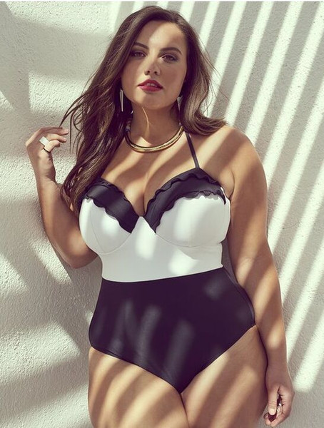 N2019177 Black+White Swimwear