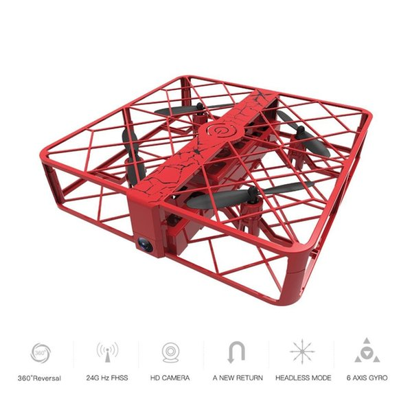 Z8 RC Mini UFO Quadcopter Drohne mit Wifi Kamera 2.4G 4CH 6 Achsen Headless Modus Fernbedienung Nano Quadcopter Mini RC Drone Spielzeug