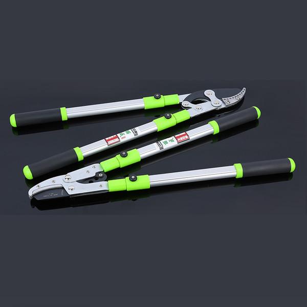 Poda telescópica ramos tesoura aparador de árvores de jardinagem Enxertia corte ferramenta ferramentas manuais aparar corte tesoura cortador de tesoura