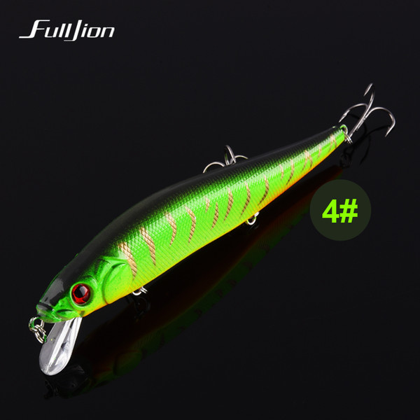 Fishing Lures Hard Floating Minnow Artificial Wobblers Crankbait Winter Fishing Tackle 3D Eyes Plastic Pesca Isca Baits 14cm 23g Y18100806