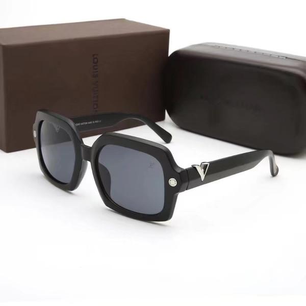 Brand Fashion 0167 Occhiali da sole per uomo donna occhiali di alta qualità del progettista di marca occhiali da sole spedizione gratuita