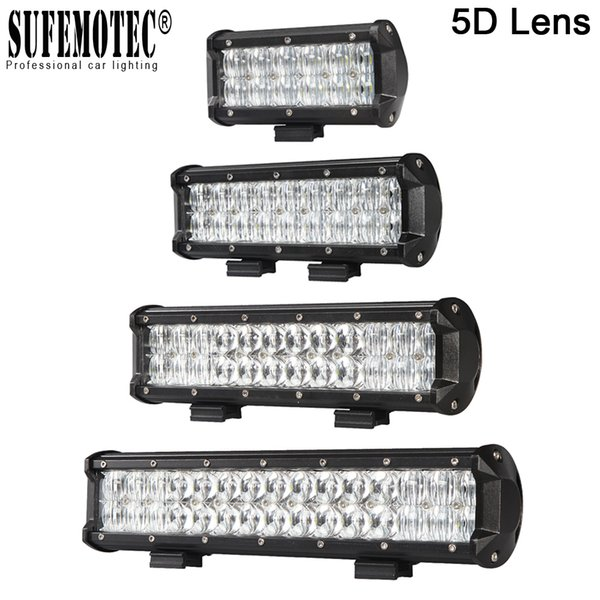 4 7 9 12 15 Inch 30w 60w 90w 120w 150w Led Bar Light For Motorcycle Tractor Boat Truck 4wd Atv 4x4 Off Road Led Work Lights Led Light Led Light Bar