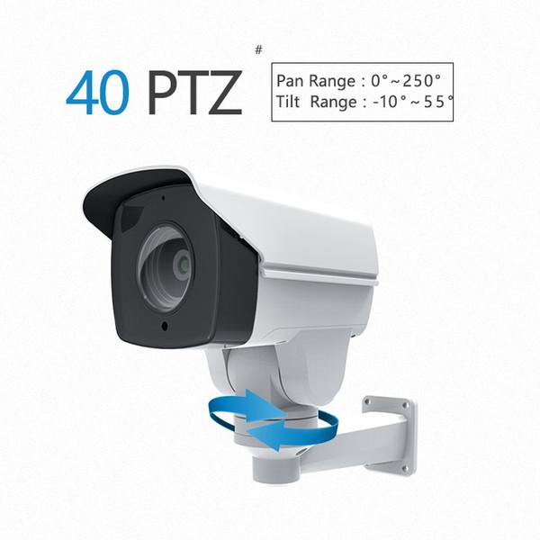 1/2.8 CMOS Sensor 2.0Megapixel 10X Optical Zoom Motorized Lens HD 1080P IR 80m Mini PTZ IP Camera,Pan/Tilt,Outdoor bullet 2MP IP Cameraera