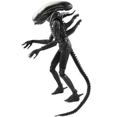 """Free Shipping NECA Official 1979 Movie Classic Original Alien PVC Action Figure Collectible Toy Doll 7"""" 18cm MVFG035"""