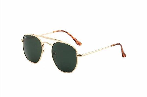 2018 alta calidad gafas de sol de marca para hombre gafas de sol de evidencia de la moda gafas de diseñador para hombre para mujer gafas de sol nuevas gafas 6658