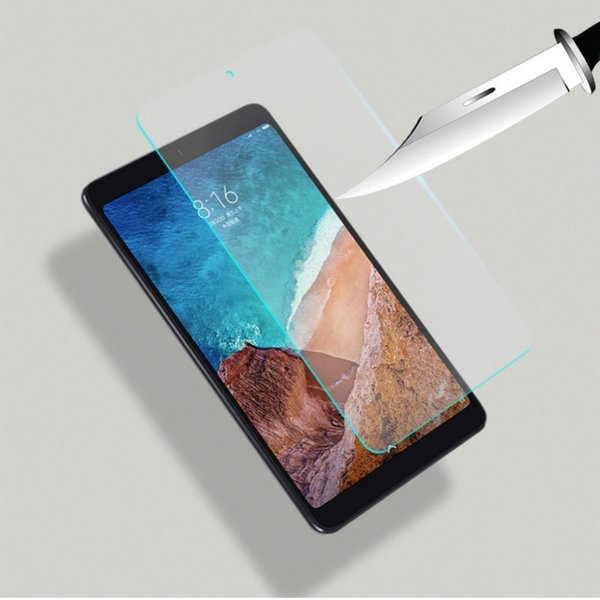 top popular Screen Tempered Glass Protector For Xiaomi Mipad 1 2 3 4   Mi Pad 2 Pad2 Pad3 Pad4 Tablet PC 7.9 8.0 inch Tablet Protective Film 2019