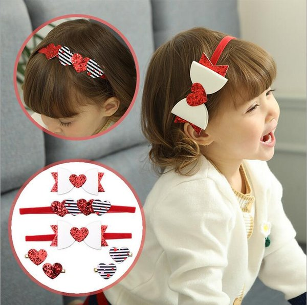 New Hot baby girl cany color big bow barrettes Design Hair bowknot Children Headwear Kids Hairpin Girls Hair Clips Baby Hair Accessory