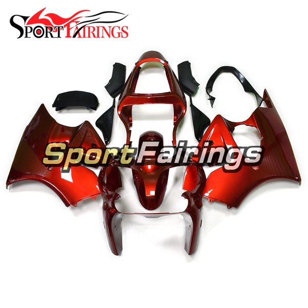 New Red Fairings For Kawasaki ZZR-600 Year 2005 - 2008 Plastic Complete ABS Injection ZZR-600 2005 - 2008 Motorcycle Cowlings