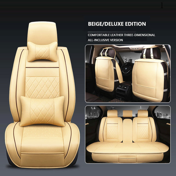 Outstanding Luxury Leather Car Seat Covers For Mercedes Benz C W204 W124 W211 Vito Mercedes Seat Covers C Class A160 W203 Glk 350 Ml Seat Covers Winter Heated Car Machost Co Dining Chair Design Ideas Machostcouk