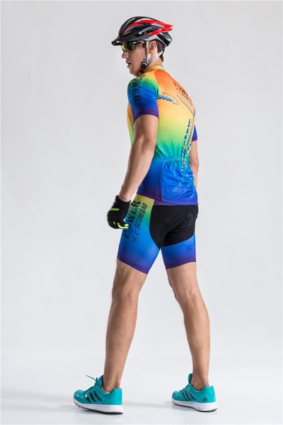 hot sale spring Autumn Long Sleeve Power Team men's bicycle jersey Cycling Jerseys bike Clothing quick dry Ciclismo hombre 10color