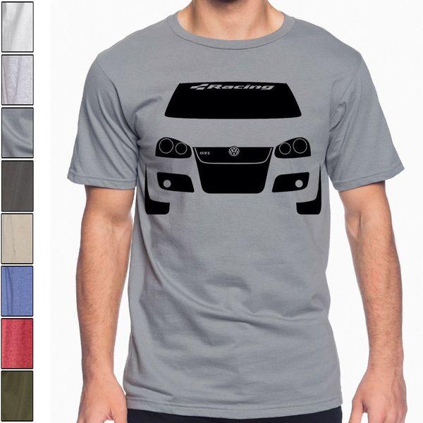Mk5 GTi Soft Cotton T-Shirt Multi Colors S-3XL R32 MKV O Neck T-Shirts Male Low Price Steampunk Adult T-Shirt S-3Xl