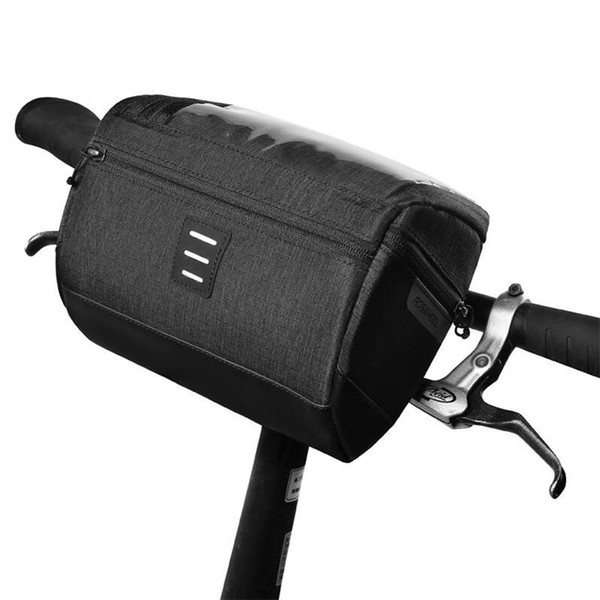 ROSWHEEL Bicycle Head Bag New Pvc Touch Screen Bavigation Bags For Bicycle Nylon Rainproof Hand Bag Bike Accessories Bicycle Bag